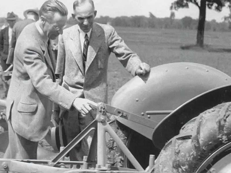 Harry Ferguson's Invention