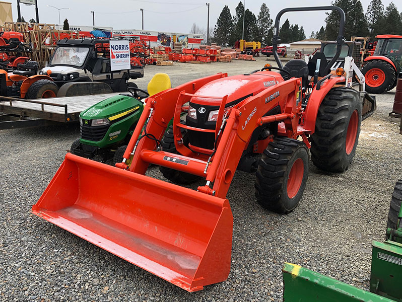 Kubota Utility Vehicle RTV 1120