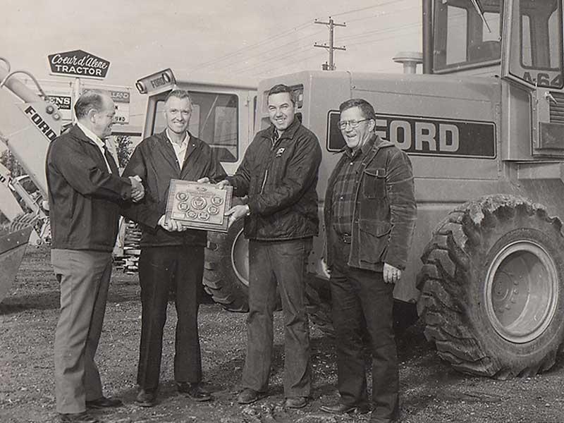 John Adams Joins CDA Tractor