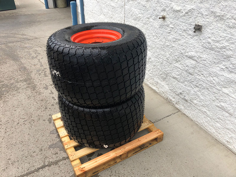 Kubota Large Turf Tires