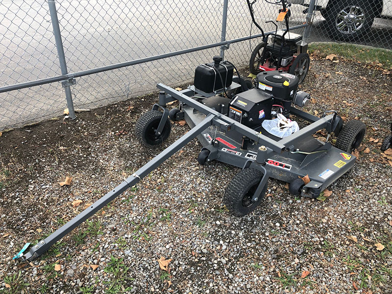 Swisher Pull Behind Finish Mower