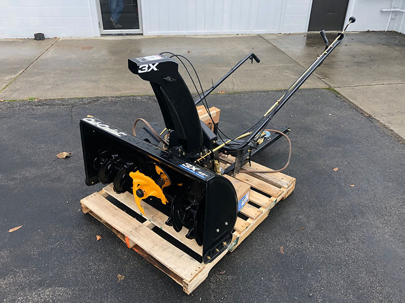 Cub Cadet 42″ Snow Blower Attachment