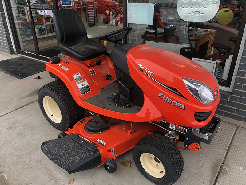 GR2120 Riding Mower